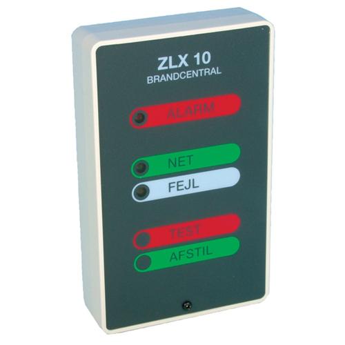 ZLX 10, Brandalarmcentral