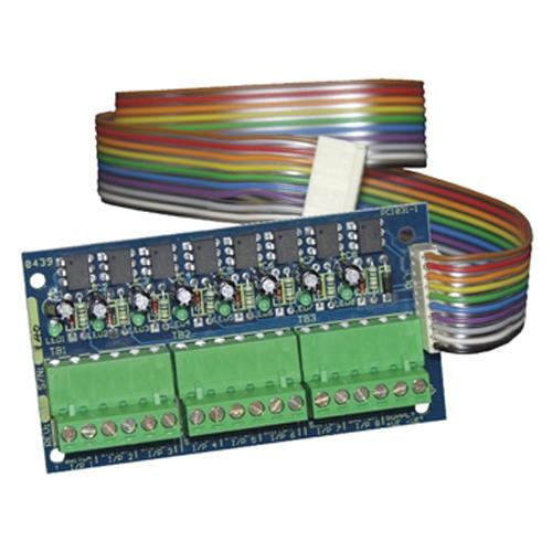 MXP-014 Kort med 8 indgange