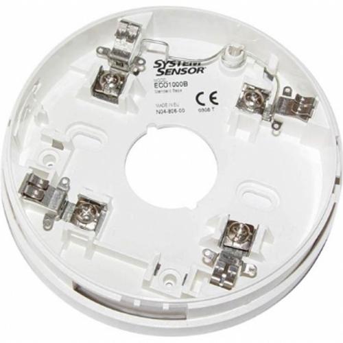 System Sensor ECO1000B Røgdetektorbase - Til Røgalarm