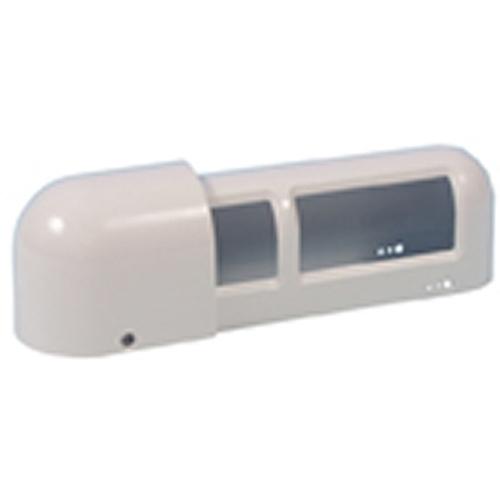 WC-1 Frontdæksel,hvid T/BX-100