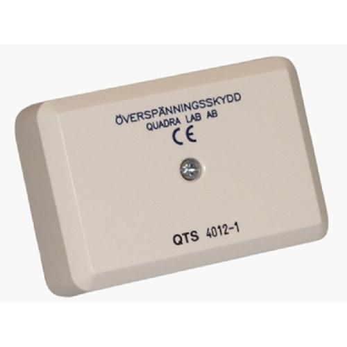QTS 4012-1,tele+data,spikefilt