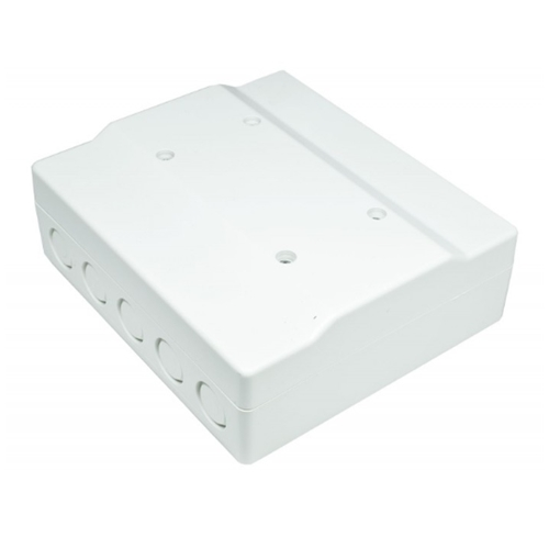 4103.02 Plastic box, 3 modules