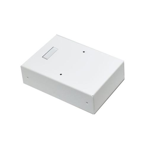 3201.03  box metal, 1 module
