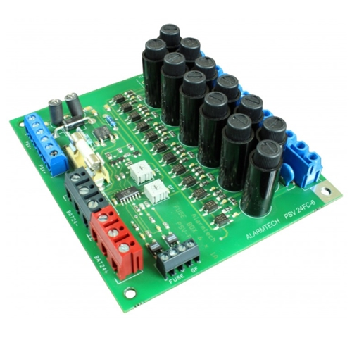 PSV 24FC-6 Fuse card for 24V