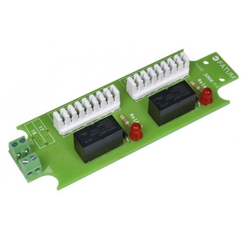 3064.01 Relay module 24 VDC