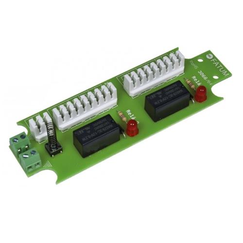 3066.01 Relay module 24 VDC