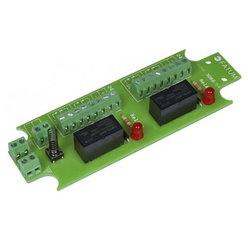 3066.03 Relay module 24 VDC
