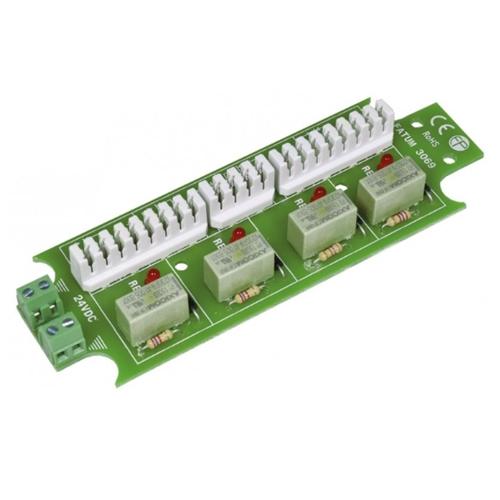 3069.01 Relay module 24 VDC