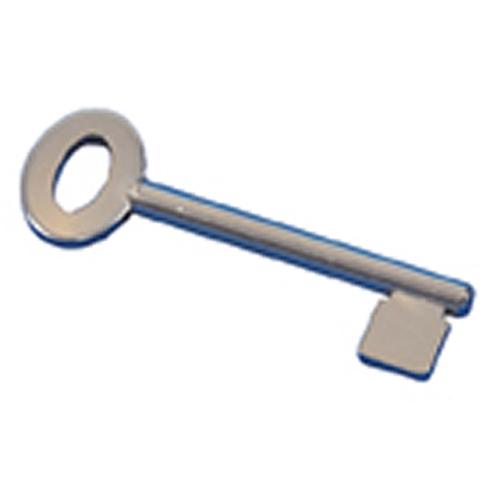 Nøgle, til SP 1 og DP 2