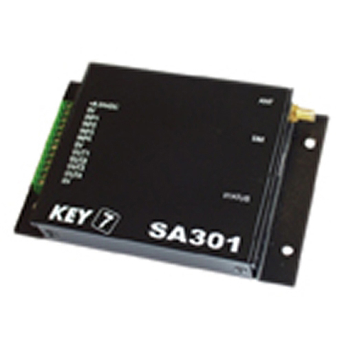 SA301,SMS Controller, fjernsty