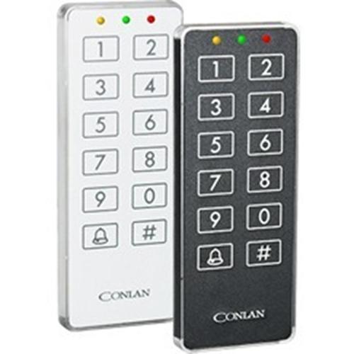 Conlan CT1200 - Black - Door - 512 User(s) - Wiegand - 12 V DC