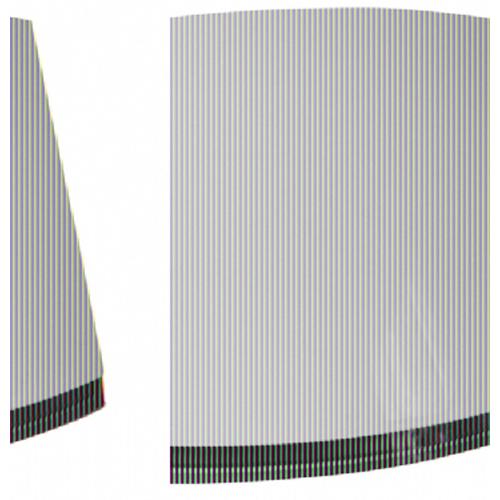 Texecom Premier Elite Horn/blinklys - 16 V DC - 115 dB - Visuelt, Hørbar - Hvid, Blå