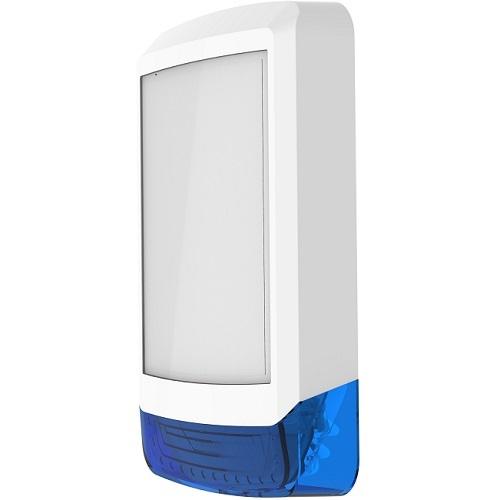 Odyssey X1 cover hvid/blå