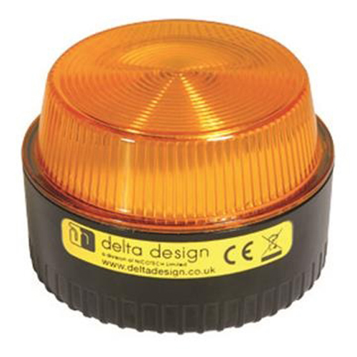 LP1 12Y Blitzlampe, 12V orange