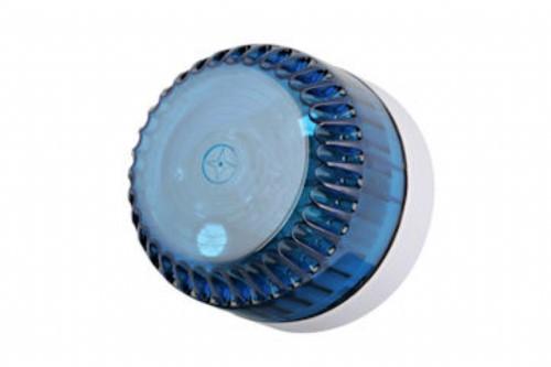 Blå Solex Blitzlampe
