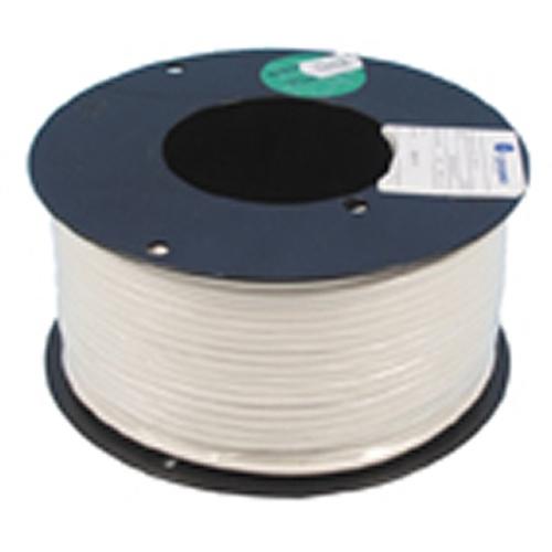 PTK 6x0,6 mm  hvidt kabel