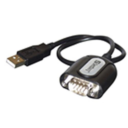 Seriel adaptor, USB A til DB9