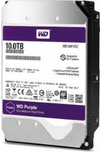 HDD WD100PURZ Purple 10TB
