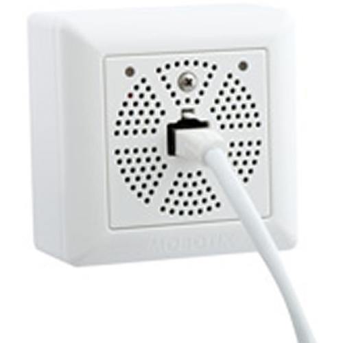 MX-2wire IP via 2-leder kabel