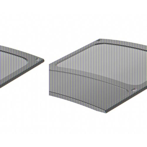 VARIO i4 lens insert - 120°H x 50°V