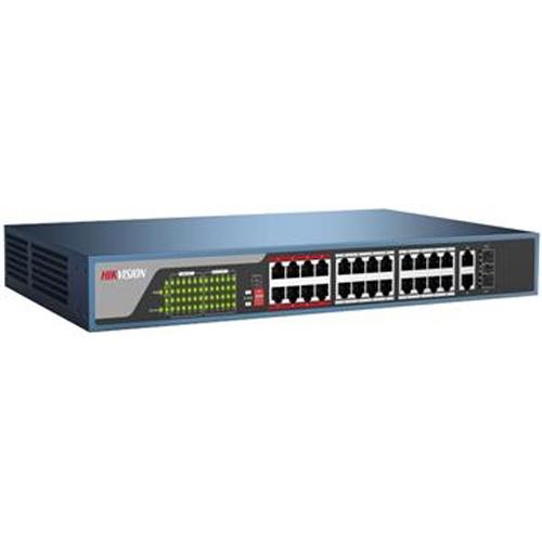 DS-3E0326P-E 24-Ports PoE SW