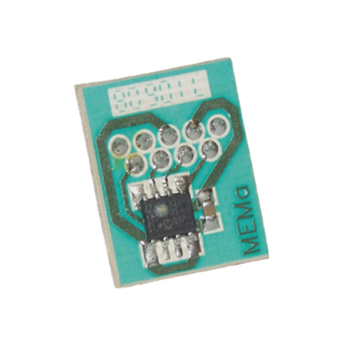 MEM 500 Udv.Kort til 500 koder