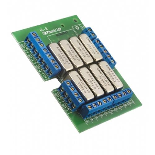 RL-8 relæmodul for MCR-308
