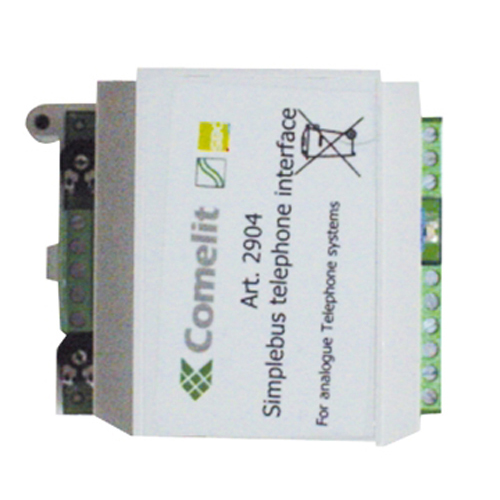 2904 SimpleBus tlf. interface