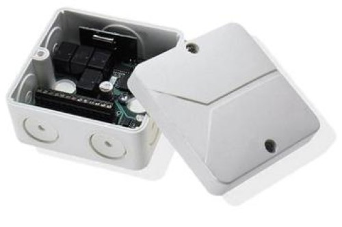 4 Relay Receiver 433Mhz IP67