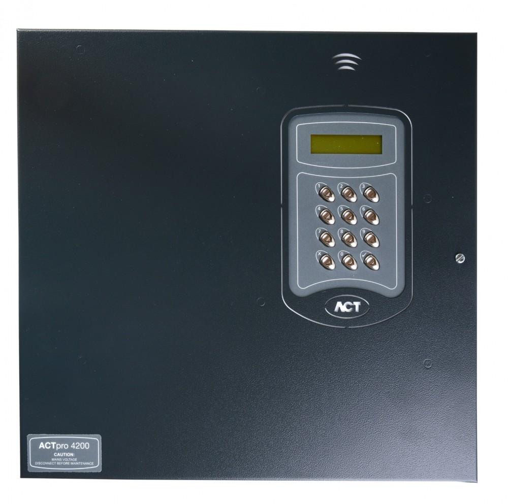 4 DOOR CONTROLLER C/W 3AMP PSU