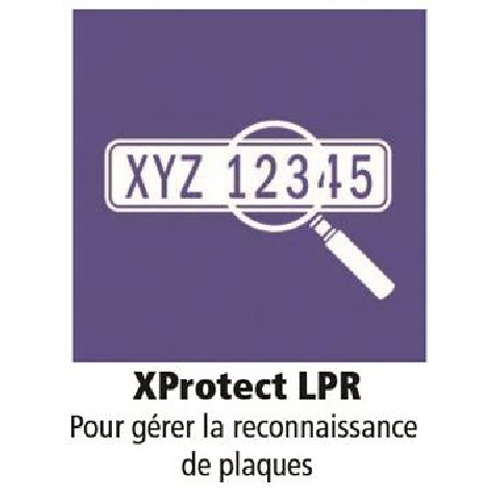 Xprotect LPR Base License