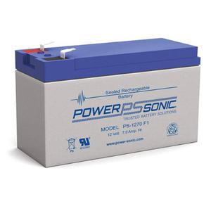 PS1270 Batteri 12V / 7Ah
