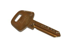 DP 2 nøgle købt ifm. cylinder