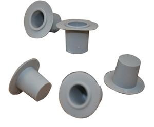 Plast-Hat for CT 2000 (5 stk )
