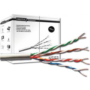 Data CAT5E UTP 305m hvid inst