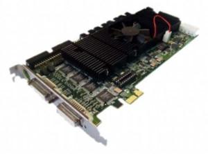 SCB-7004S, Videokort 4 Kamera