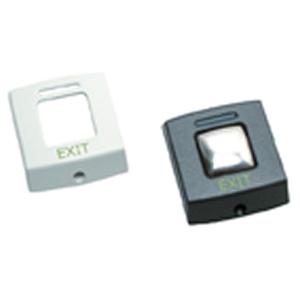 E75 UD-tryk, hvid/sort