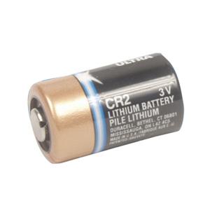 CR 2, 3V Lithium Batteri