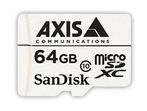 AXIS SURVEILLANCE CARD64GB 10P