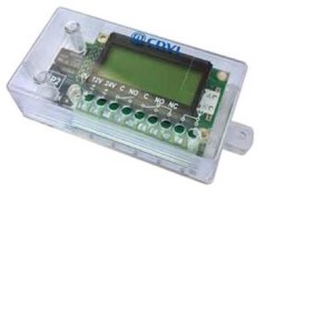 2 Relay Receive 433mhz Display