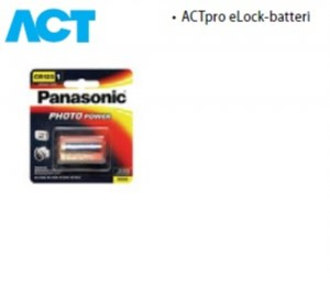 ACTpro eLock Battery