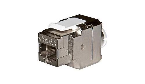Cat 6A FTP Tool-less Keystone
