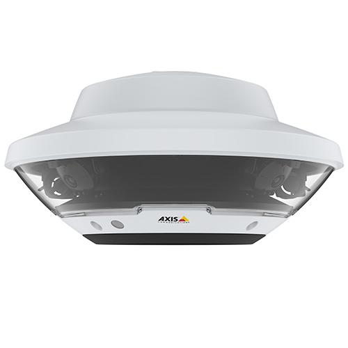 AXIS Q6100-E 50HZ 4x5MP sensor