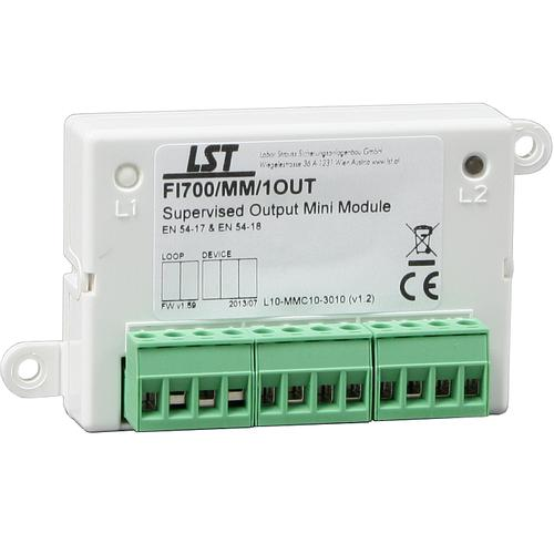 LST Mini modul 1 output