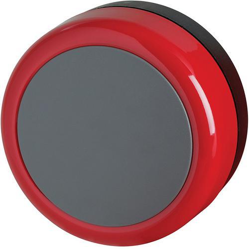 MAR Fire Alarm Bell, 95dB, Red