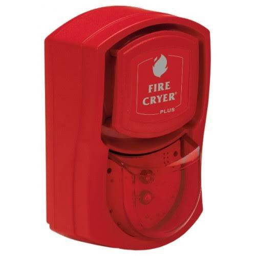 Fire-Cryer Plus red/stand/beac