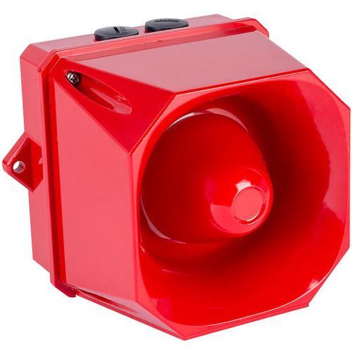 X10 Mini Sound Hus Rød U/blink