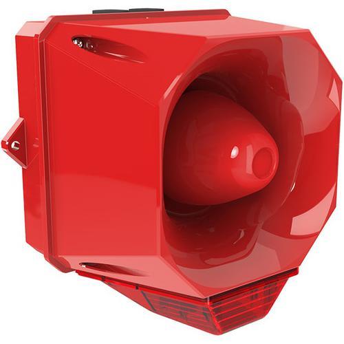 X10 Maxi Beacon, Rød linse