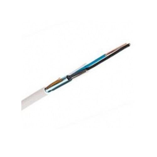 Nexans Premium Infit til Brandalarm - 500 m - Afskærmning - Bare Wire - Bare Wire - Hvid
