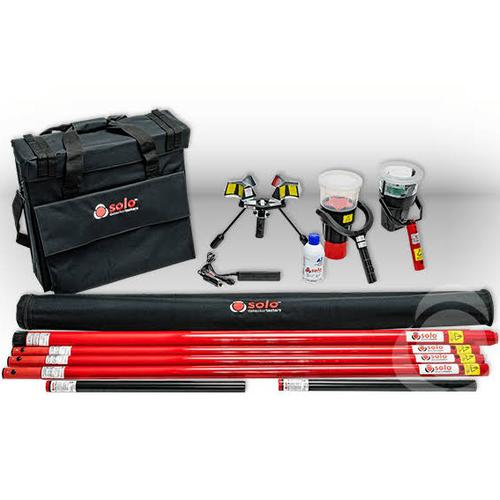 SOLO Smoke & Heat Kit to 9M